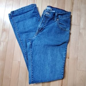Levi Strauss Relaxed Boot Cut Mid-Rise Jeans SZ 6L